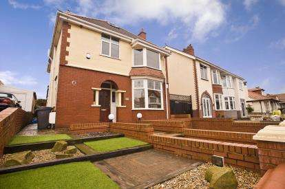5 Bedrooms Detached House for sale in Beaufort Avenue, Blackpool, Lancashire, ., FY2