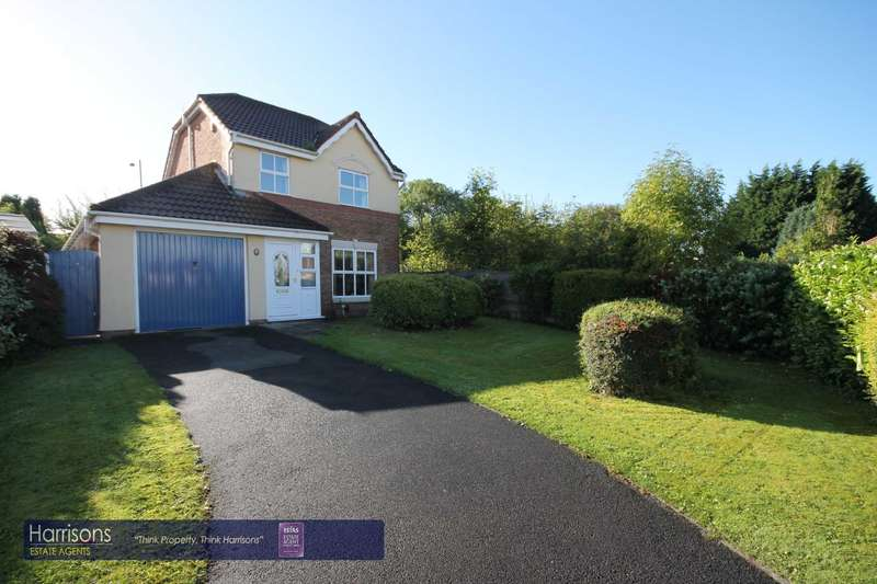 3 Bedrooms Detached House for sale in Sonning Drive, Middle Hulton, Bolton, Lancashire.