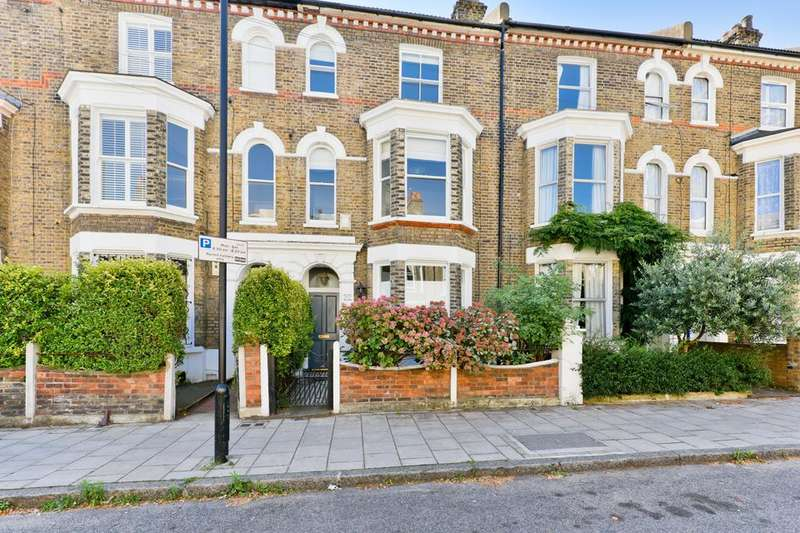 4 Bedrooms Terraced House for sale in Stansfield Road, London SW9