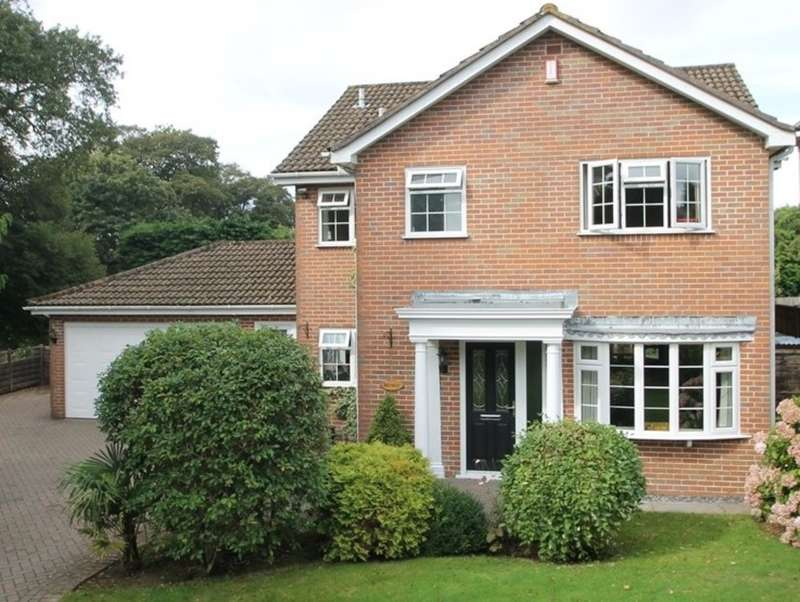 4 Bedrooms Detached House for sale in Derriford
