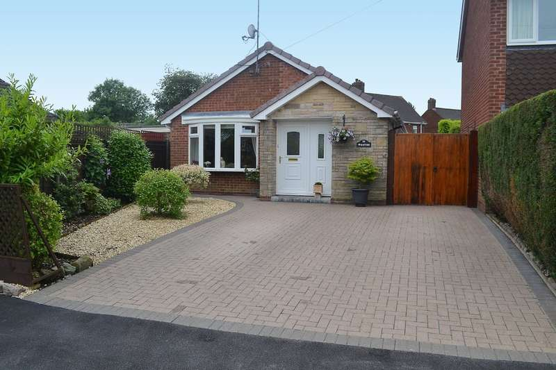 3 Bedrooms Detached Bungalow for sale in Needwood Grange, Abbots Bromley, WS15 3AU