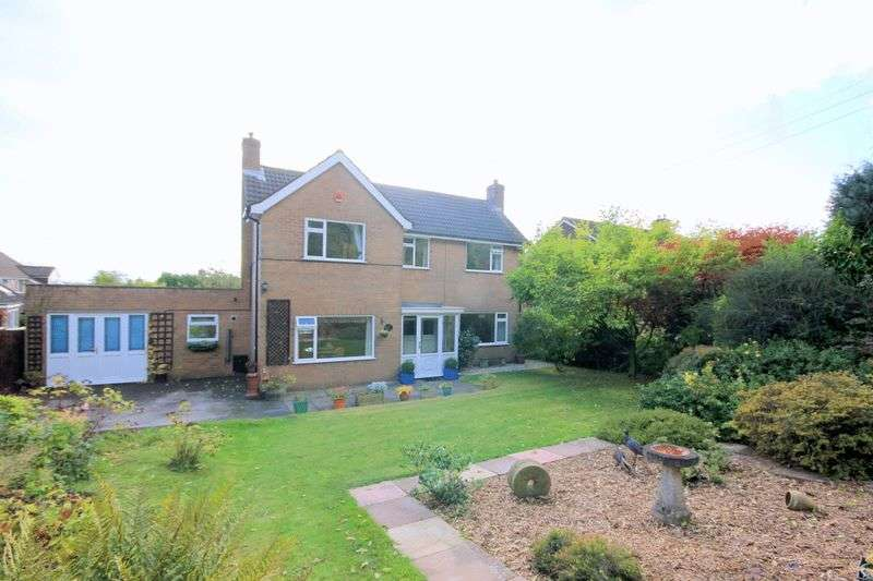 3 Bedrooms Detached House for sale in Kibblestone Road, Oulton, Stone