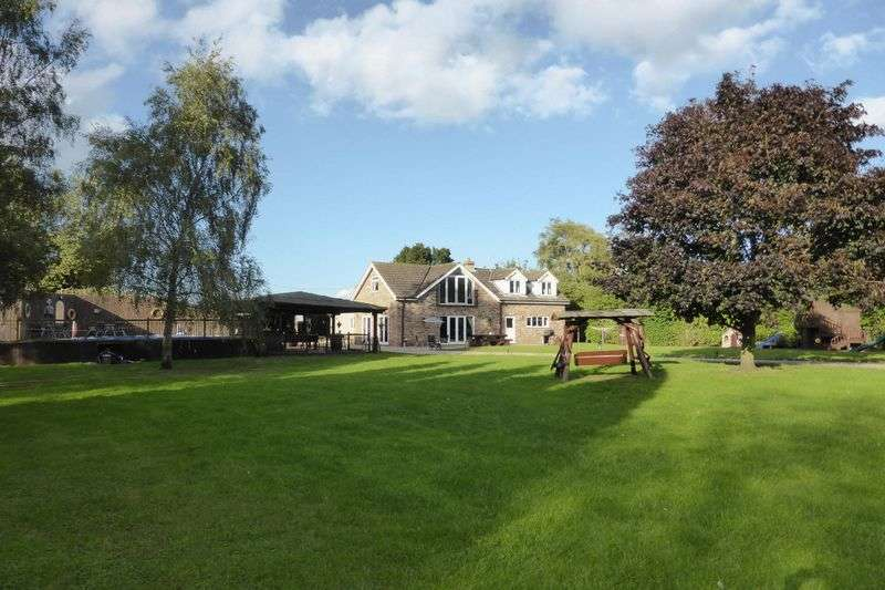 6 Bedrooms Detached House for sale in Honeyhill Road, Gorefield, Cambridgeshire
