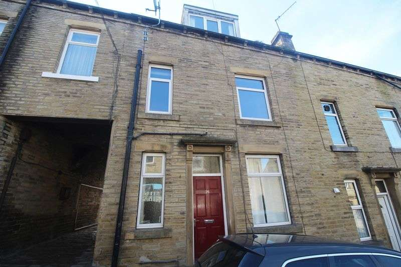 2 Bedrooms Terraced House for sale in Dean Street, Greetland