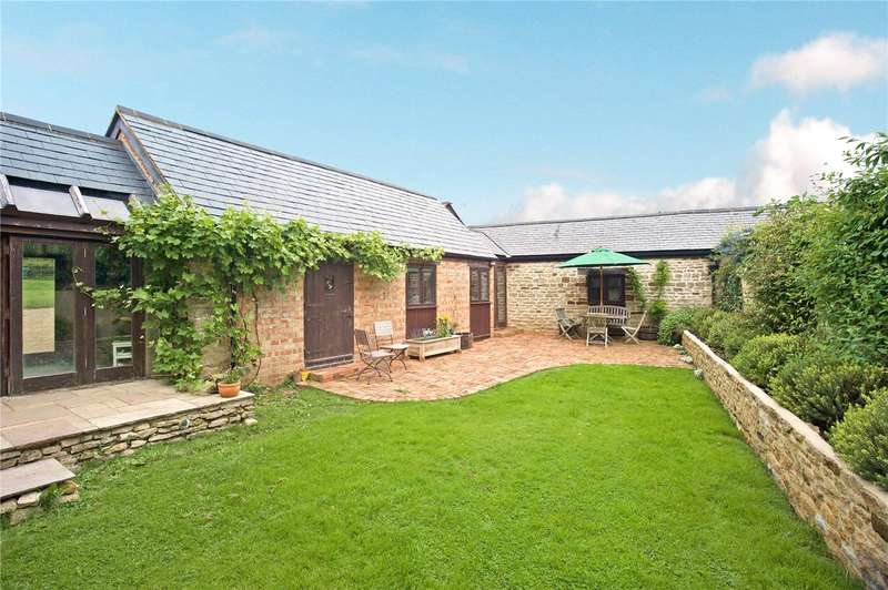 4 Bedrooms Detached House for sale in High Street, Lois Weedon, Towcester, Northamptonshire, NN12