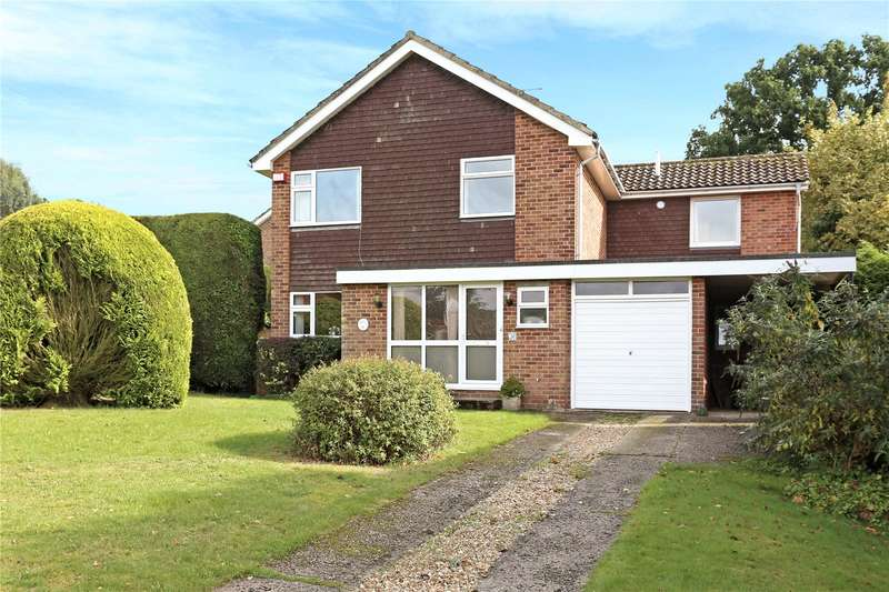 5 Bedrooms Detached House for sale in Hilland Rise, Headley, Hampshire, GU35