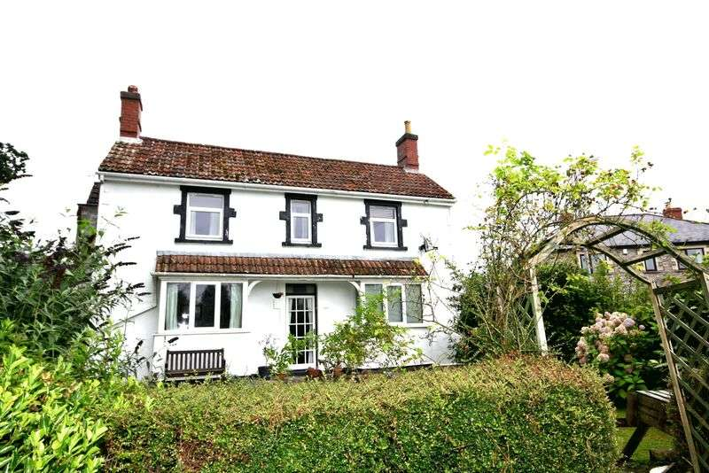 4 Bedrooms Detached House for sale in Lipyeate, Holcombe