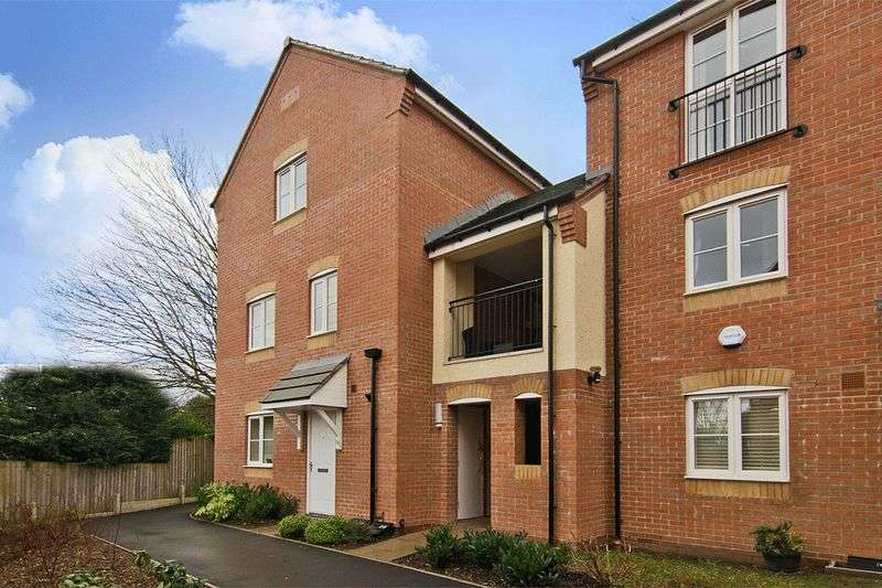 2 Bedrooms Flat for sale in Hindley View, Rugeley