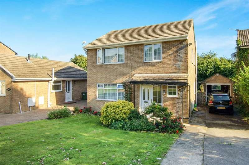 5 Bedrooms Detached House for sale in Green Park, Talbot Green, Pontyclun