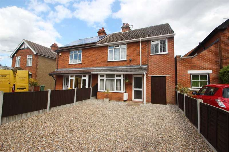 4 Bedrooms Semi Detached House for sale in School Road, Copford, Colchester