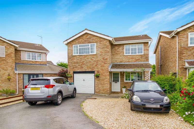4 Bedrooms Detached House for sale in Waunlon, Newton, Porthcawl