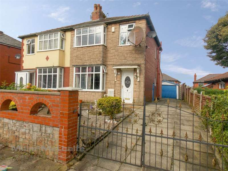 3 Bedrooms Semi Detached House for sale in Openshaw Place, Farnworth, Bolton, Lancashire