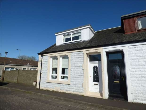 2 Bedrooms Semi Detached House for sale in Philpingstone Lane, Bo'ness, Falkirk