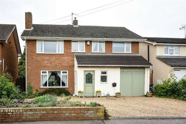 3 Bedrooms Detached House for sale in Longbridge Road, Lichfield, Staffordshire