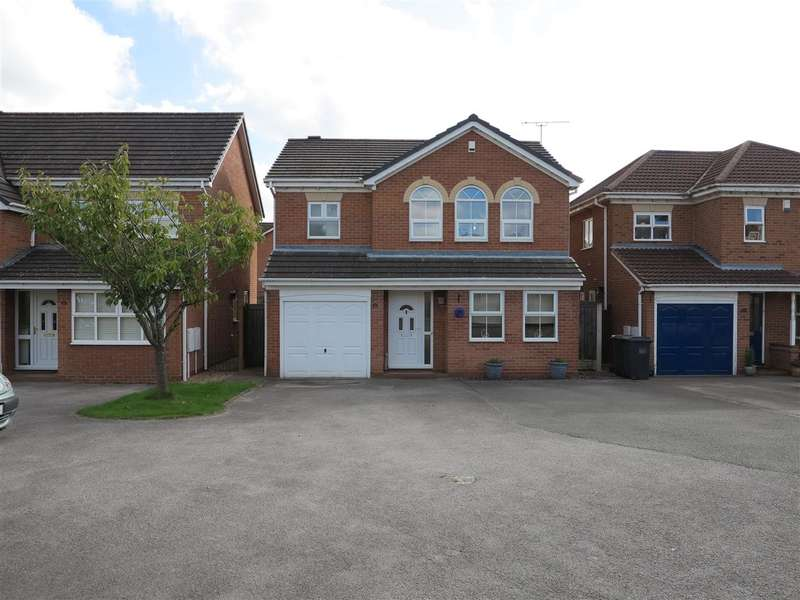 4 Bedrooms Detached House for sale in Welland Road, Derby