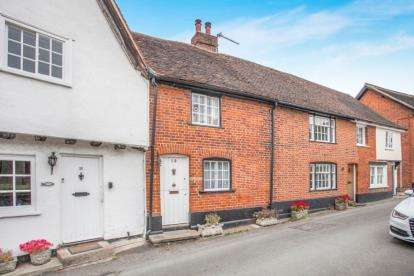 2 Bedrooms Terraced House for sale in Castle Hedingham, Halstead