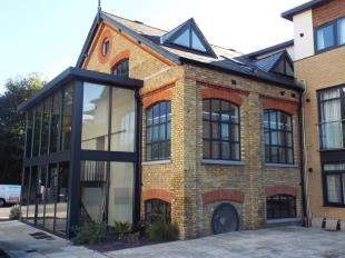 House for sale in Clock Tower Lofts, The Paper Mill, Crabble Hill, Dover