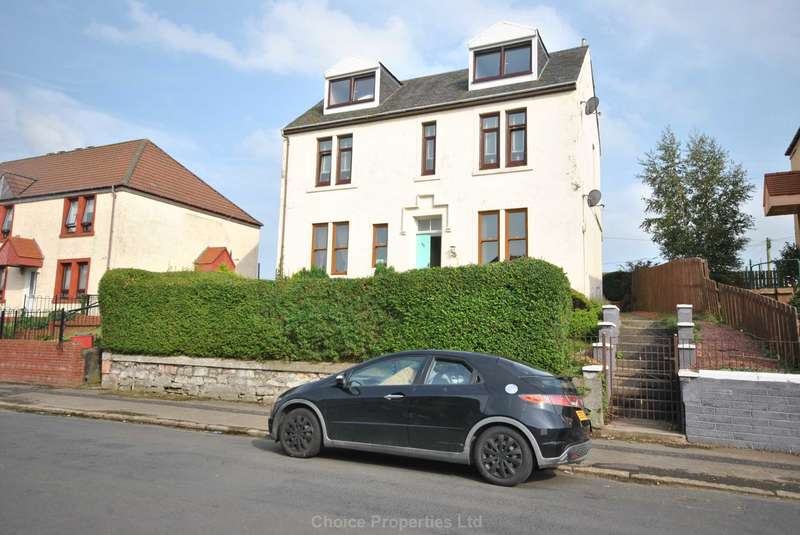 3 Bedrooms Maisonette Flat for sale in Granger Road, Kilmarnock, KA1 4JD