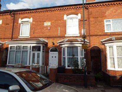 3 Bedrooms Terraced House for sale in Dawlish Road, Selly Oak, Birmingham, West Midlands