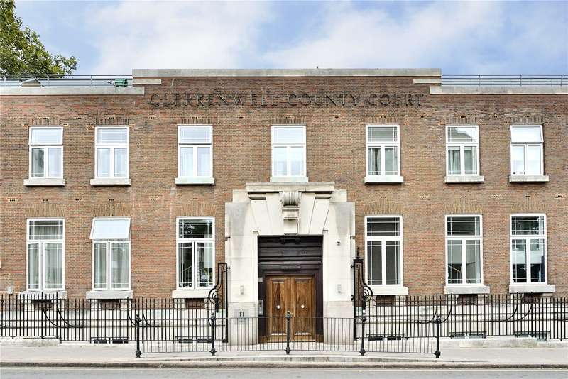 2 Bedrooms Flat for sale in Duncan Street, London, N1