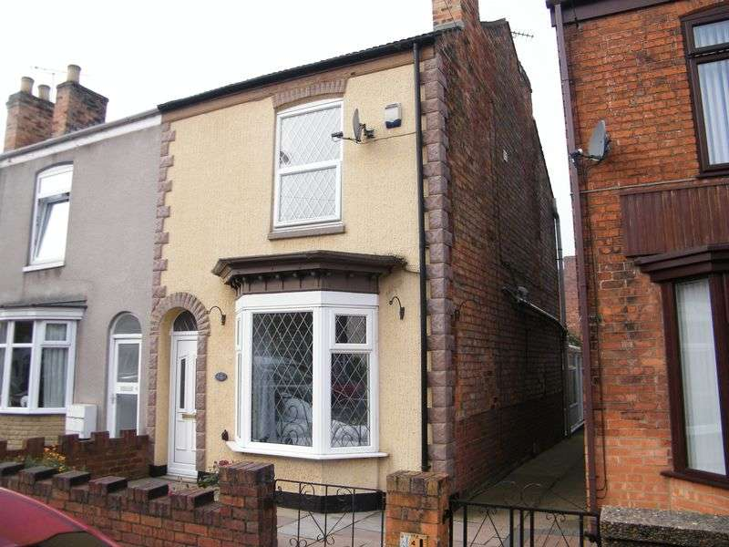 3 Bedrooms Semi Detached House for sale in Cecil Street, Gainsborough