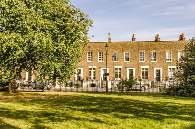 2 Bedrooms House for sale in St Marys Gardens, Kennington, Kennington, SE11