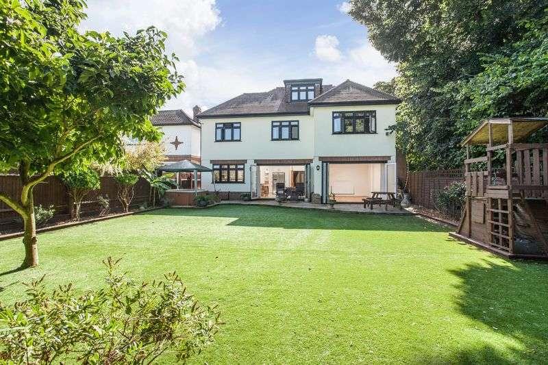 6 Bedrooms Detached House for sale in Goddington Lane, Orpington South