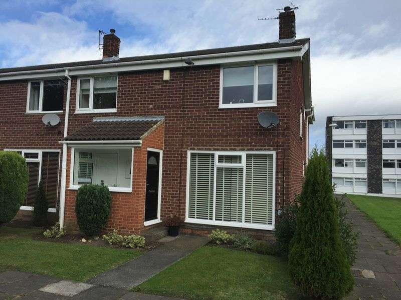 4 Bedrooms Terraced House for sale in Canterbury Way, Jarrow