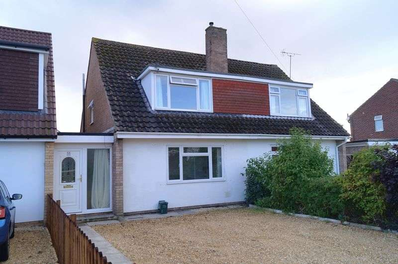 3 Bedrooms Semi Detached House for sale in Astor Close, Brockworth, Gloucester
