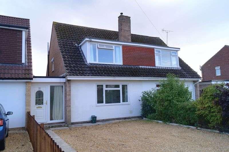 3 Bedrooms Semi Detached House for sale in Astor Close, Brockworth, Gloucester