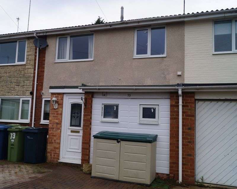 3 Bedrooms Terraced House for sale in Sussex Gardens, Hucclecote, Gloucester