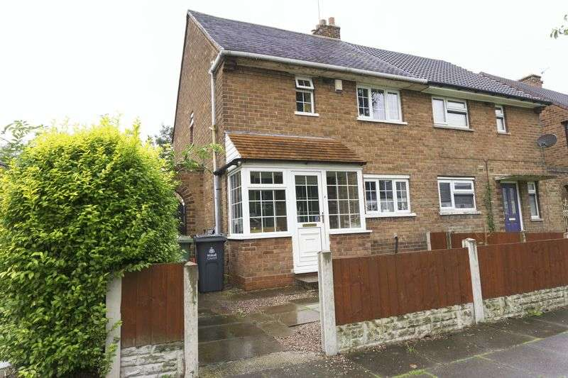 2 Bedrooms Semi Detached House for sale in Daw End Lane, Rushall, Walsall.