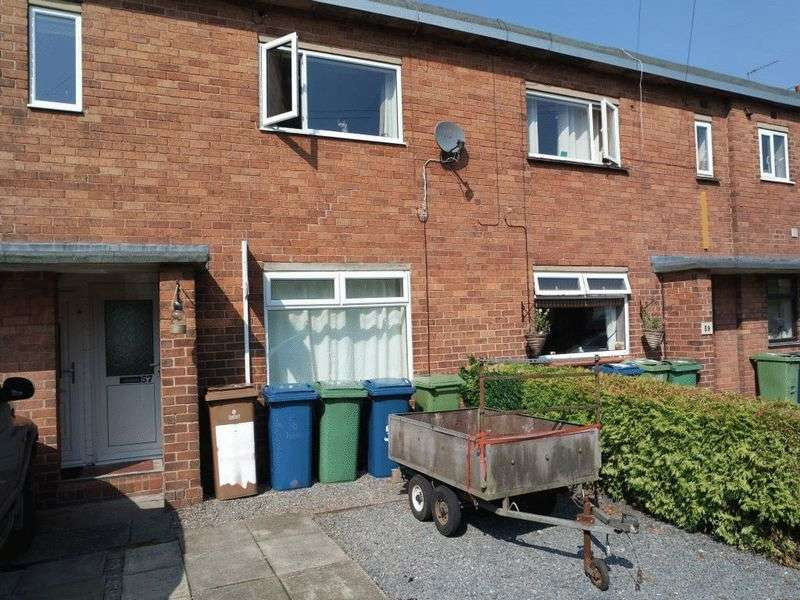 1 Bedroom Flat for sale in Poplar Close, Walton, Stone, ST15 0JB