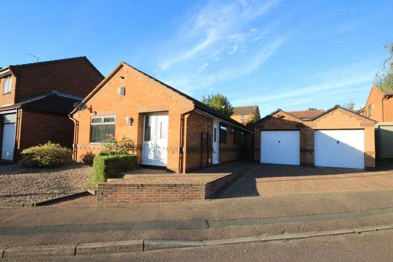 3 Bedrooms Detached Bungalow for sale in FISKERTON WAY, OAKWOOD