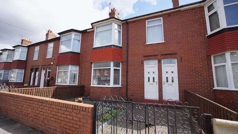 2 Bedrooms Flat for sale in CHILLINGHAM ROAD Heaton