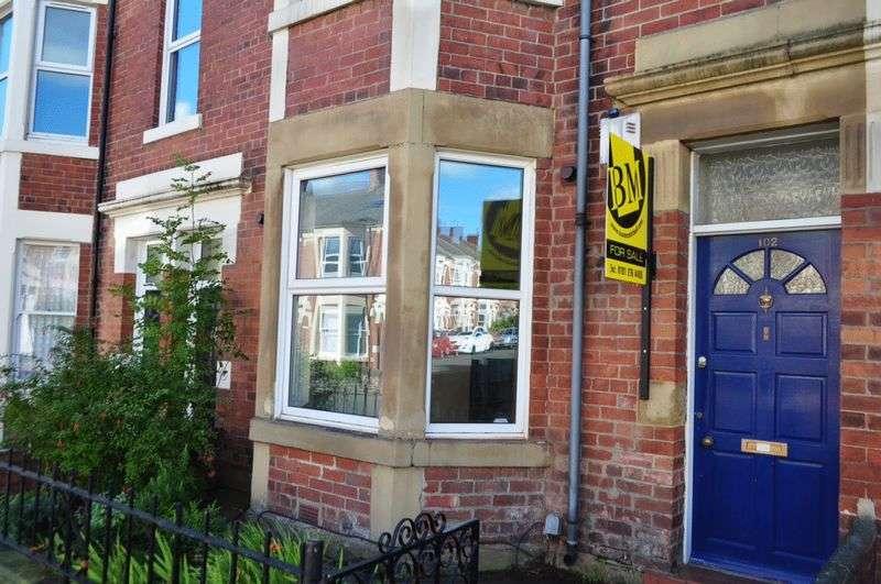 2 Bedrooms Flat for sale in WARTON TERRACE Heaton