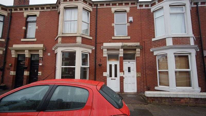 2 Bedrooms Flat for sale in WHITEFIELD TERRACE Heaton