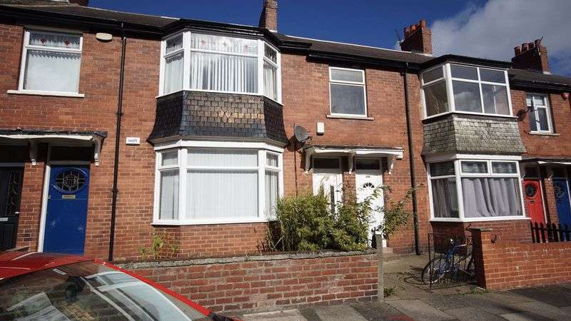 3 Bedrooms Flat for sale in BIDDLESTONE ROAD Heaton