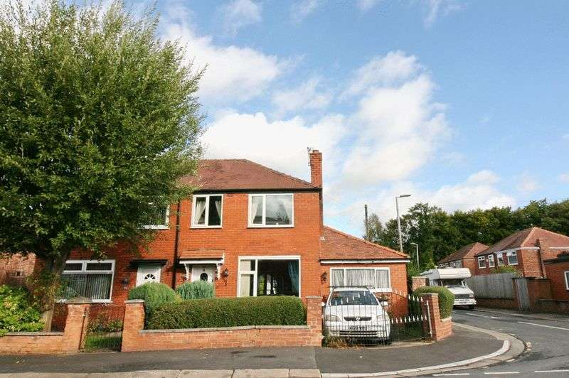 3 Bedrooms Semi Detached House for sale in Weymouth Road, Eccles Manchester