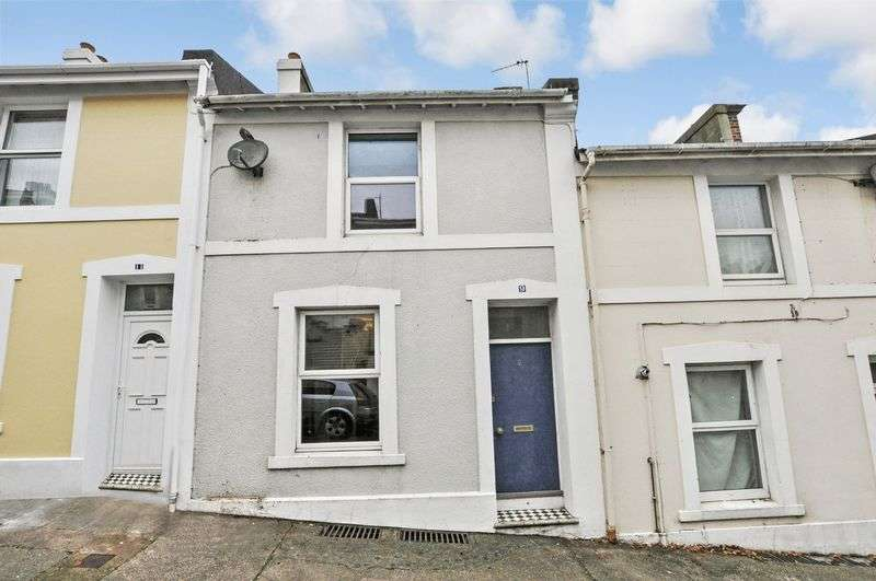 3 Bedrooms Terraced House for sale in Warberry Road West, Torquay