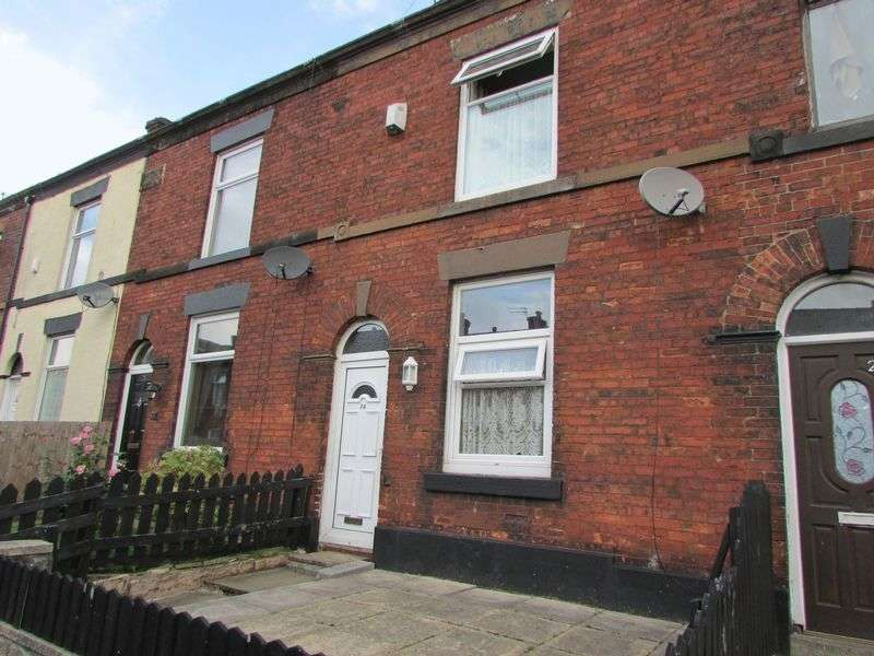 2 Bedrooms Terraced House for sale in Palace Street, Bury -Two Receptions & Kitchen Extension