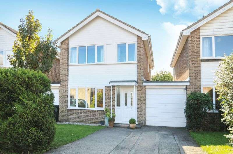 3 Bedrooms Detached House for sale in Windrush Way, Abingdon