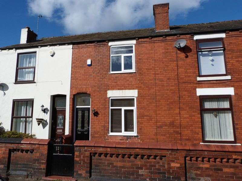 2 Bedrooms Terraced House for sale in Willis Street, Warrington, WA1 3QE