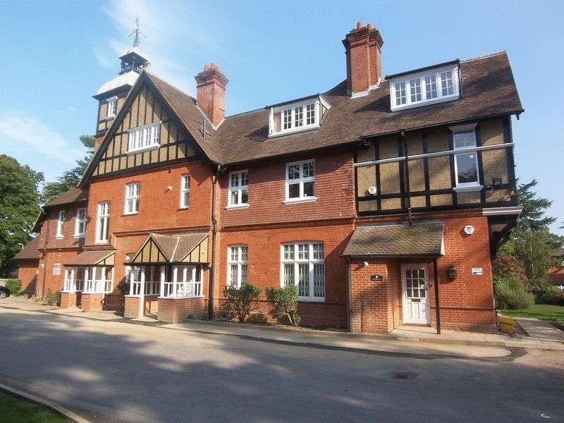 2 Bedrooms Flat for sale in St Cross Chambers, Upper Marsh Lane, Hoddesdon