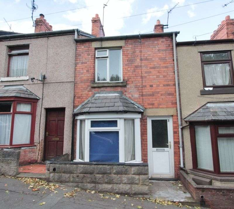 1 Bedroom Terraced House for sale in Stanley Terrace, Denbigh