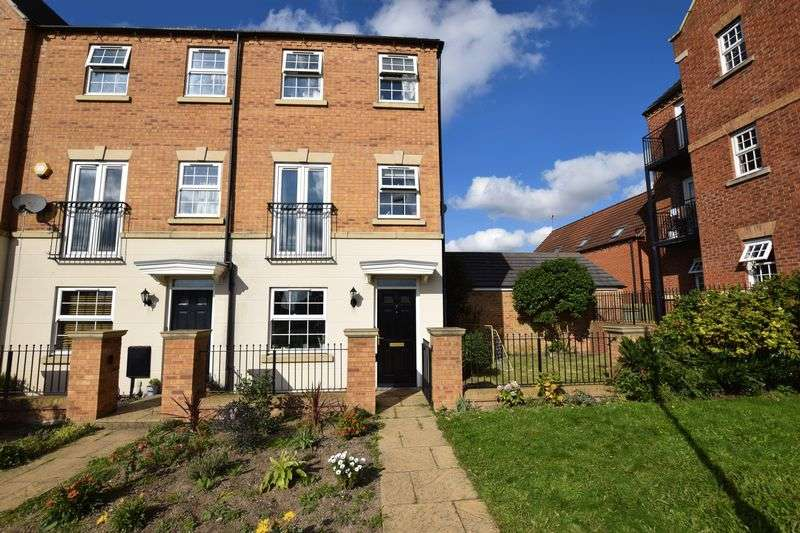 3 Bedrooms House for sale in Fulmen Close, Lincoln