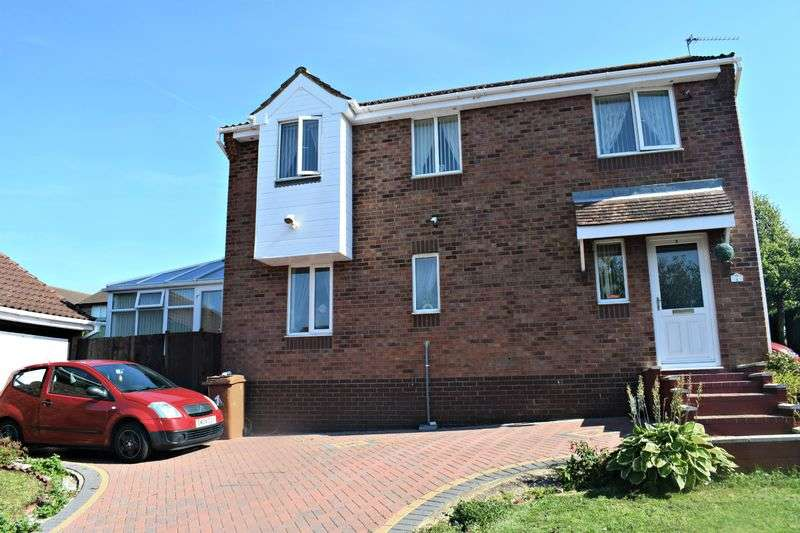 4 Bedrooms Detached House for sale in Harlestone Court, Grimsby