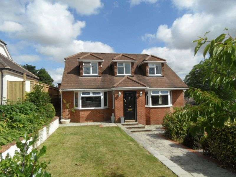 4 Bedrooms Detached House for sale in LANE END - a detached chalet bungalow. No onward chain