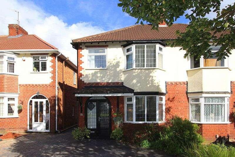 3 Bedrooms Semi Detached House for sale in PENN, Pinfold Lane