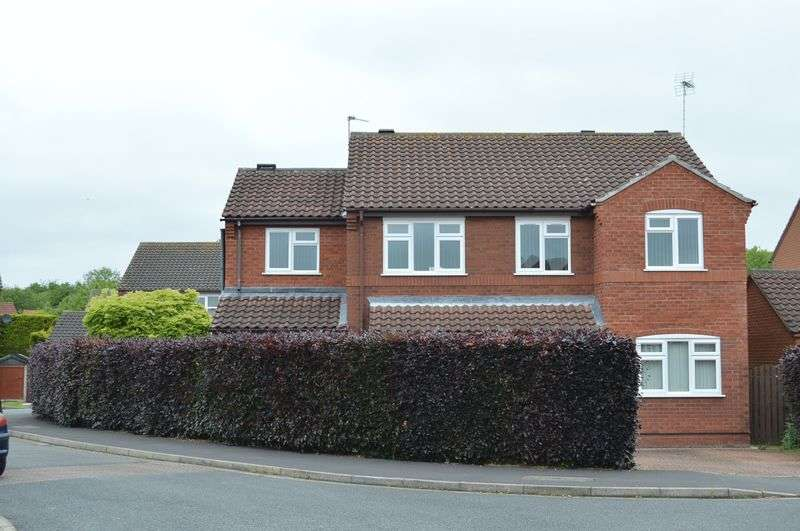 5 Bedrooms Detached House for sale in Windsor Close, Sudbrooke